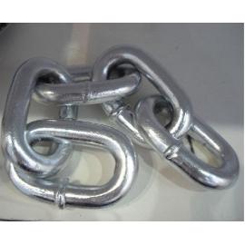 """1/2 """" Chain Galvanized Grade 30"""
