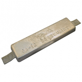 Zinc Plate Hull Anodes