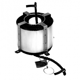 Jim-Buoy Float-Free Link, Painter Cage