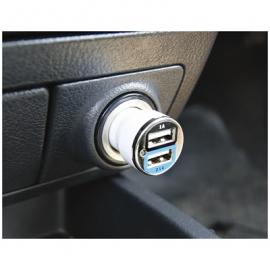 VOLT™ 12V USB Charger/Adaptor & JOLT™ Rechargeable USB Mini Light Combo Pack