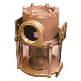 Groco SE Series - Large Engine Water Strainers