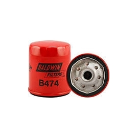 BALDWIN FILTERS B474 Oil Filter, Spin-On, Full-Flow