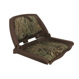 Springfield Marine Camouflage Deluxe Molded Fold Down Seat