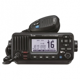 ICOM IC-M424G VHF Marine Transceivers with Built-In GPS