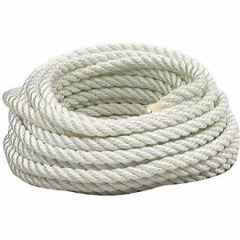 "White Nylon Rope 1/2"" x 50´"