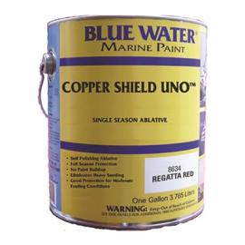 Blue Water Copper Shield Uno