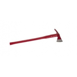 Insulated Firemans axe, long handle