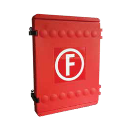 Storage Cabinet for Fire Hose