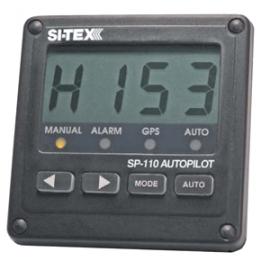 SI-TEX SP-110 System w/Rudder Feedback & Mechanical Remote Drive f/Inboards