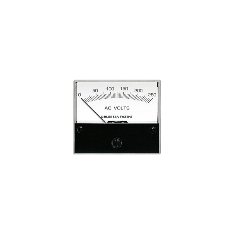 Blue Sea Systems Blue Sea 9353 AC Analog Voltmeter 0-150 Volts AC