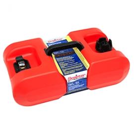 Scepter Under Seat Portable Fuel Tank - 3 Gallon