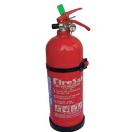 Fire-extinguisher 2 Kg, Powder