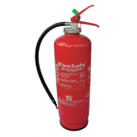 Fire-extinguisher 9 Litre, Water