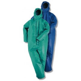 Chemical Boiler Suit Type 3 and 4