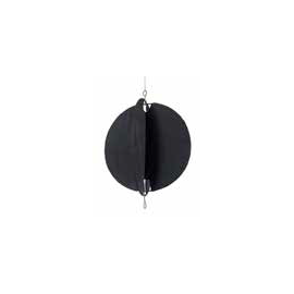 Signal Ball Black 60 x 120 cm