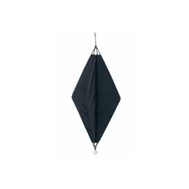 Signal Diamond Black 60 x120 cm