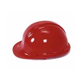 Safety Helmet, Red