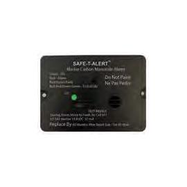 Safe T Alert CO2 Detector/Alarm Flush Mount